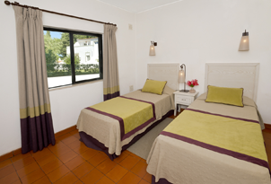 rocha brava village resort villa accomodation