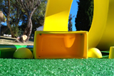 Rocha Brava Crazy Golf Loop-the-loop hole