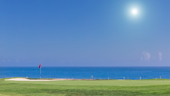Vilamoura golf courses in the Algarve