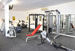 Gym equipmen Rocha Brava